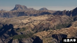 Ethiopia's Simien Mountains National Park is often compared to the Grand Canyon in the American state of Arizona.