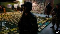 El gobierno boliviano criticó el reporte eestadounidense sobre narcotráfico.