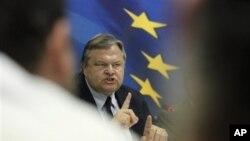 یونان کے وزیر خزانہ ایوانجیلوس وینیزیلوس