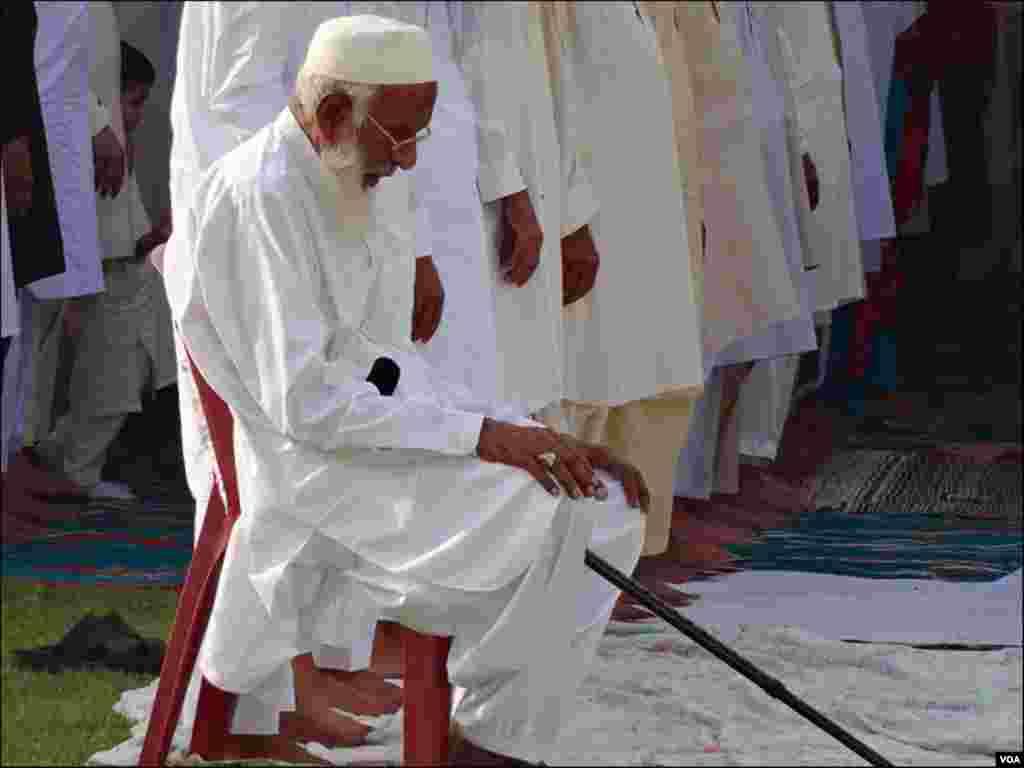 پاکستان بھر میں عید الاضحی خوب جوش و خروش سےمنائی جارہی ہے۔
