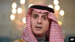 Suudi Arabistan Dışişleri Bakanı Adil El Cübeyr