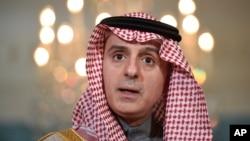 عادل الجبیر وزیر امور خارجه عربستان سعودی - آرشیو