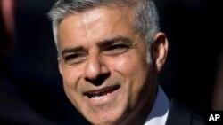 Sadiq Khan mgombea umeya wa London kwa tiketi ya chama cha Labour.