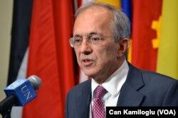 Türkiye'nin BM Daimi Temsilcisi Büyükelçi Halit Çevik