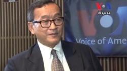 Opposition Leader Wraps Up Washington Visit