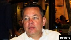 Andrew Brunson, a Christian pastor from North Carolina, U.S. who has been in jail in Turkey since December 2016. (File)