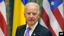 El vicepresidente de Estados Unidos, Joe Biden, recibió al presidente hondureño, Juan Orlando Hernández, en la Casa Blanca.