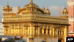 Золотий Храм в Амрітсарі