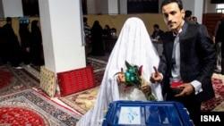 Iran Election 2016