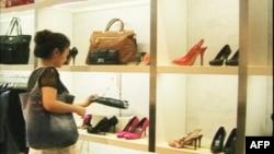 Prodavnica cipela poznatih svetskih dizajnera