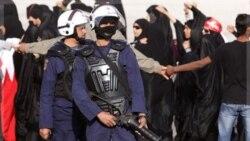 سرکوب تظاهرکنندگان شیعه توسط نیروهای امنیتی بحرین