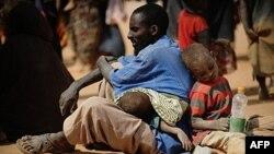 Afrika'da 10 Milyon Kişi Açlık Tehlikesi Altında