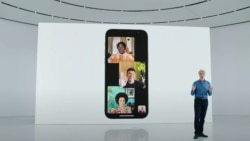 In this photo, Apple'ssenior vice president of Software Engineering, Craig Federighi, introduces iOS 15 during Apple's WorldwideDevelopersConferenceat Apple Park in Cupertino, California, on June 7, 2021. (Apple via YouTube)