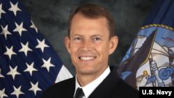 美軍印太司令部情報處處長、海軍少將史達曼(Michael Studeman)(美國海軍資料照)