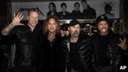 گروه موسیقی متالیکا