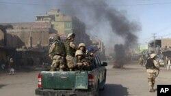 O γγ του ΝΑΤΟ επικροτεί τη στάση των συμμαχικών δυνάμεων