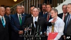 美眾院週末 繼續進行彈劾聽證調查