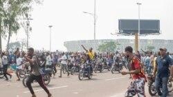 Eyeno ya boko ba députés ya PPDR na mobulu mosalamaki na Kinshasa
