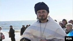 Иерей Вадим Арефьев