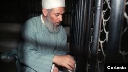 """Apodado el """"sheik ciego"""", el líder espiritual yihadista había nacido en 1938."""