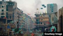 人工智能正幫助軍人提升作戰能力(美國國防部轉發ARL圖片)