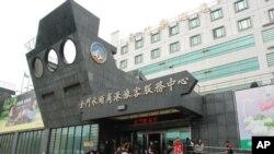小三通旅客出入境的金門水頭港旅客服務中心