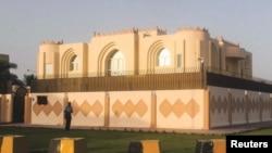 塔利班位於卡塔爾的政治辦事處