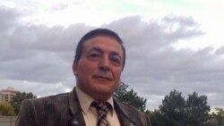 Oğuz Türk Amerikanın Səsinə danışır