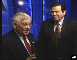 N. Σταύρου και Γ Μπίστης σχολιάζουν τις εκλογές του 2004