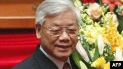 Tổng bí thư ban chấp hành trung ương đảng cộng sản Việt Nam Nguyễn Phú Trọng