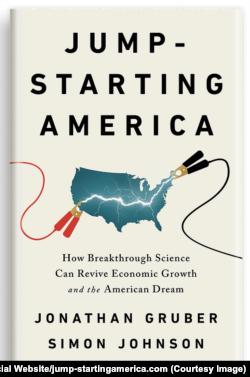 Naslovna strana nove knjige Sajmona Džonsona i Džonatana Grubera