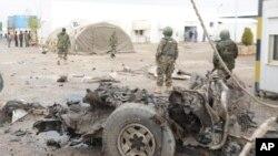 جنوبی افغان ضلع کا پولیس سربراہ دھماکے میں ہلاک