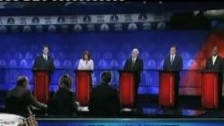 争取共和党提名者辩论经济问题