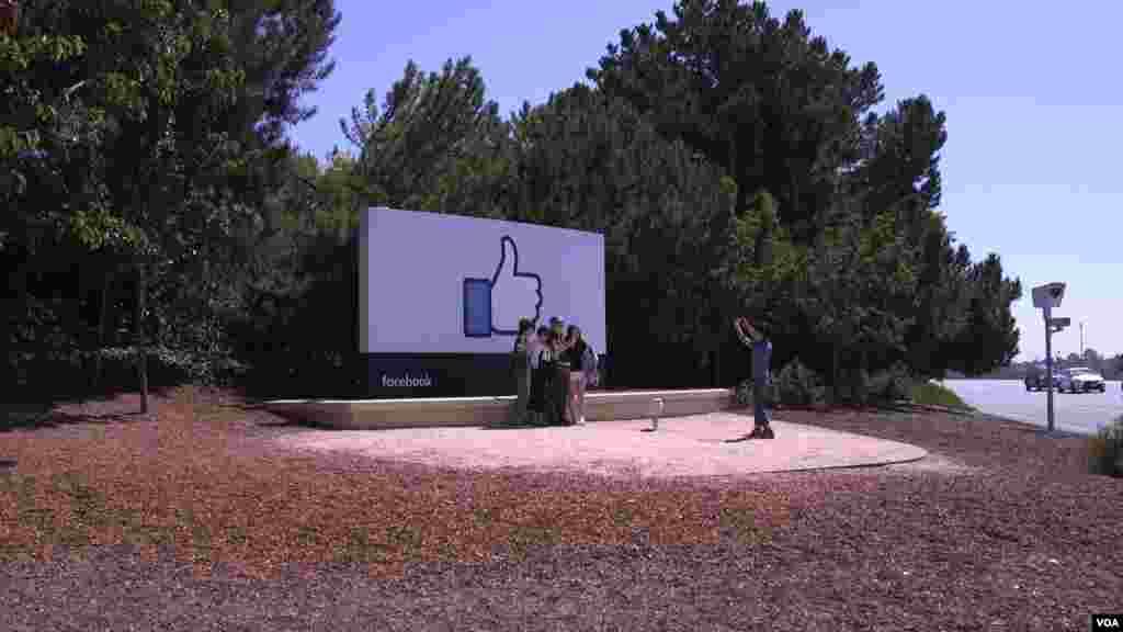 En la meca de la tecnología, Silicon Valley se encuentra el centrro principal de operaciones del imperio de Facebook.