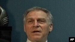McAllen Economic Development Corporation President Keith Patridge