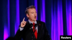 Rand Paul, senador republicano por Kentucky.