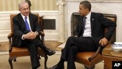 Биньямин Нетаньяху и Барак Обама (фото из архива)