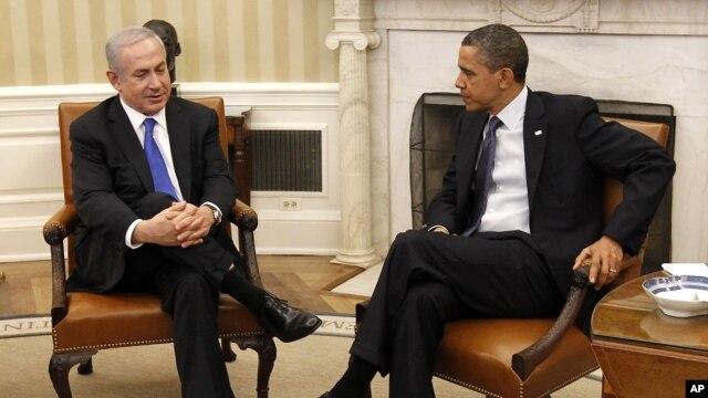 Benyamin Netanyaxu va Barak Obama o'rtasidagi aloqalar tarang