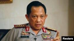 Kapolri Jendral Polisi Tito Karnavian menegaskan bahwa fatwa MUI bukan hukum positif (foto: dok).