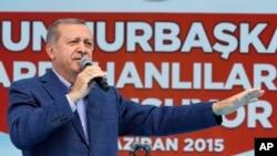 Türkiyə prezidenti Rəcəb Tayyb Ərdoğan konstitutsiyada ona daha çox səlahiyyət verəcək dəyişikliklərə can atır.