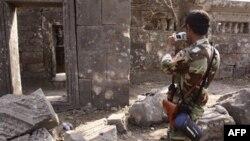 Phát hiện nhiều bom đạn chưa nổ còn vương vãi trong khu vực quanh đền thờ Preah Vihear