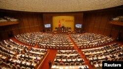 Quốc Hội Việt Nam nhóm họp tại Hà Nội