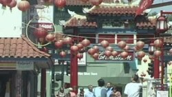 Chinese Immigrants Move Out of US 'Chinatowns'