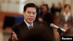 """Para el ministro chino de Comercio, China y Estados Unidos deben""""investigar las coincidencias de puntos de vista y poner de lado las divergencias""""."""