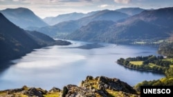 English Lake District, Ullswater from Gowbarrow. (Nick Bodle)