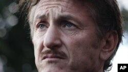 Sean Penn bide boicotear a Bolivia para conseguir la liberación del estadounidense Jacob Ostreicher.