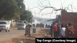 Manifestation en RDC Lubumbashi (Archives)