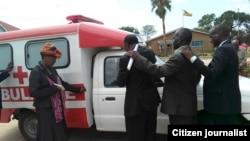 Gwanda Ambulance