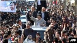 İranda İslam inqilabının 33-cü ildönümü qeyd olunur