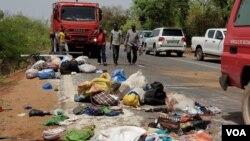 Urgent: 20 morts et 13 blessés dans un accident de la circulation sur la route de Ségou